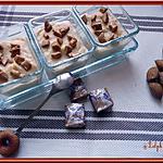 recette Semoule saveur amandes caramel salé