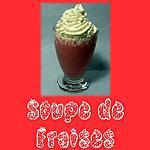 recette Soupe de fraise printanière