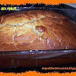 recette Le gâteau aux épices