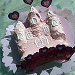 recette Gâteau d'anniversaire château de Princesse