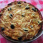 recette Clafoutis de thon au poivrons
