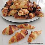 recette croissants illusion à la map