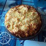 recette gratin de chou fleur et surimi
