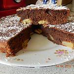 recette Moelleux au cacao en poudre