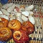 recette filets de canard  sauce aux airelles et cassis ;  recette de françois le boulanger