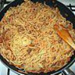 recette spaghettis bologniaises