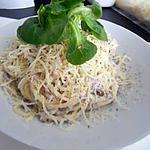 recette Spaghettis sauce a la ricotta