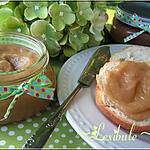 recette Beurre de pomme à l'érable