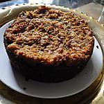 recette Gâteau du bûcheron (recette australienne)