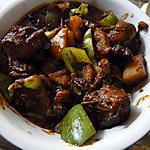 recette Ragoût de poulet du nord-ouest de la Chine