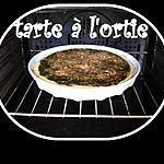 recette tarte aux orties