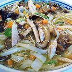 recette Soupe vietnamienne à la volaille