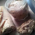 recette Paté de Thon