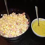 recette SALADE DE CHOU-FLEUR