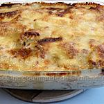 recette gratin de Maroilflette