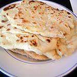recette Cheese naans de Pankaj