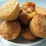 recette Muffins à la pâte de fruit de pomme et gingembre
