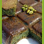 recette Gâteau à la pistache