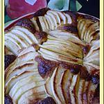 recette Gâteau aux pommes tout léger