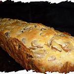 recette Ooo Cake surimi / champignons ooO