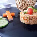 recette Taboulé aux surimis