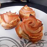 recette Roses au jambon