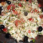 recette Cabillaud à la vinaigrette de tomate