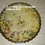 recette Omelette jambon-carottes