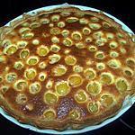 recette Tarte tatin aux mirabelles