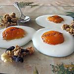 recette abricot au plat