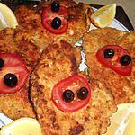 recette Escalope de dinde à  la milanaise