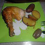 recette poulet à la roselyne ( merci ma belle petite bretonne )