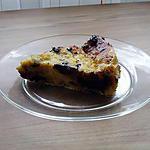 recette pudding choco-raisins
