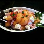 recette Salade melon feta jambon