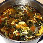 recette Romazava de poulet - recette malgache