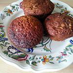 recette Muffins banofee