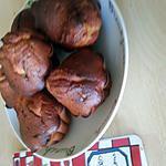 recette Muffins à l'orange et au miel de bruyère