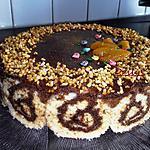 recette Gâteau Aux Roulés Chocolat Et Abricot