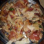 recette Cote de veau alla parmigiana