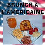 recette Brunch à l'Américaine