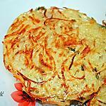 recette rostis aux oignons