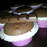 recette Fondant au chocolat et kinder