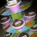 recette Cupfondant au chocolat et kinder