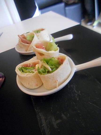 Recette de wrap a l 39 italienne for Cuisine a l italienne