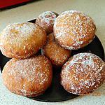 recette Beignets au Nutella & Pommes