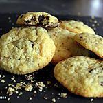 recette Cookies classiques aux pépites de chocolat