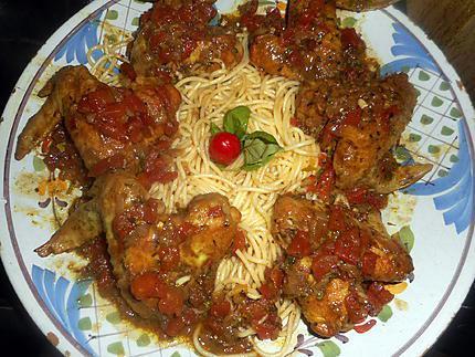Recette d 39 ailerons de poulet au vinaigre balsamique - Vinaigre balsamique calorie ...