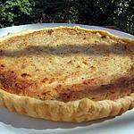 recette Tarte au panais version sucrée