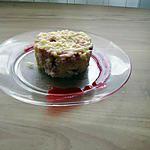 recette gateau de riz aux fraises