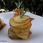 recette Pommes de terre au four ...autrement
